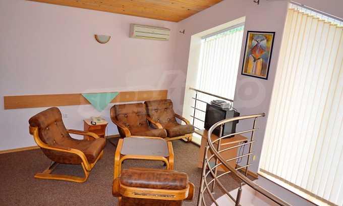 Familienhotel mit Aussichten auf Meer und Gebirge in Sveti Vlas 18