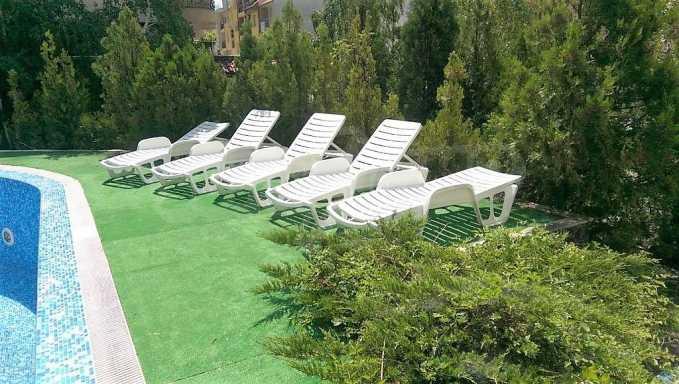 Familienhotel mit Aussichten auf Meer und Gebirge in Sveti Vlas 25