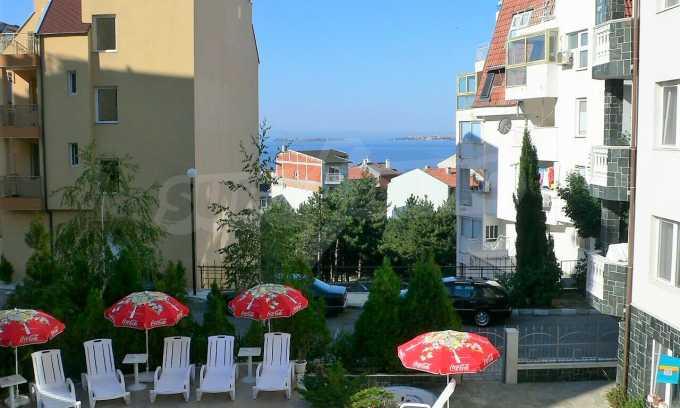 Familienhotel mit Aussichten auf Meer und Gebirge in Sveti Vlas 28