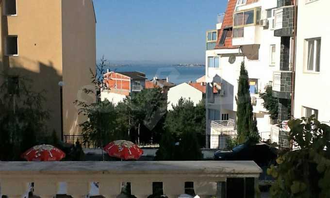 Familienhotel mit Aussichten auf Meer und Gebirge in Sveti Vlas 3