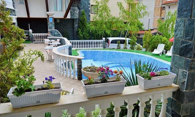 Familienhotel mit Aussichten auf Meer und Gebirge in Sveti Vlas 5