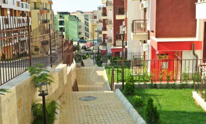 Schlüsselfertige Apartments im modernen Komplex in zweiter Meereslinie in Sweti Wlas 9