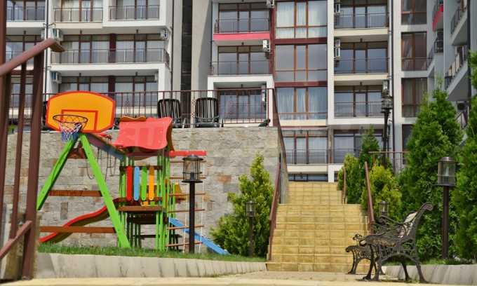 Schlüsselfertige Apartments im modernen Komplex in zweiter Meereslinie in Sweti Wlas 10