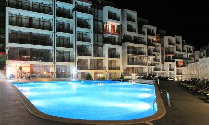 Schlüsselfertige Apartments im modernen Komplex in zweiter Meereslinie in Sweti Wlas 11