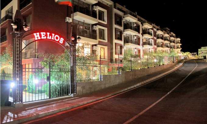 Schlüsselfertige Apartments im modernen Komplex in zweiter Meereslinie in Sweti Wlas 12