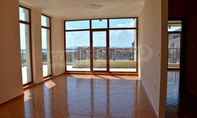 Schlüsselfertige Apartments im modernen Komplex in zweiter Meereslinie in Sweti Wlas 13