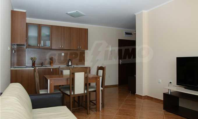 Schlüsselfertige Apartments im modernen Komplex in zweiter Meereslinie in Sweti Wlas 14