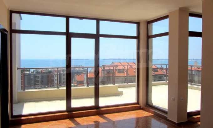 Schlüsselfertige Apartments im modernen Komplex in zweiter Meereslinie in Sweti Wlas 15