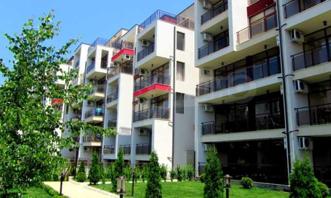 Schlüsselfertige Apartments im modernen Komplex in zweiter Meereslinie in Sweti Wlas 5
