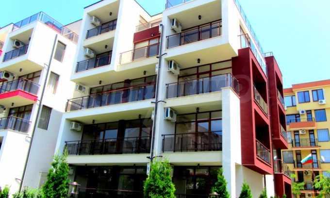 Schlüsselfertige Apartments im modernen Komplex in zweiter Meereslinie in Sweti Wlas 6