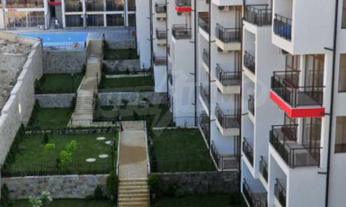 Schlüsselfertige Apartments im modernen Komplex in zweiter Meereslinie in Sweti Wlas 7