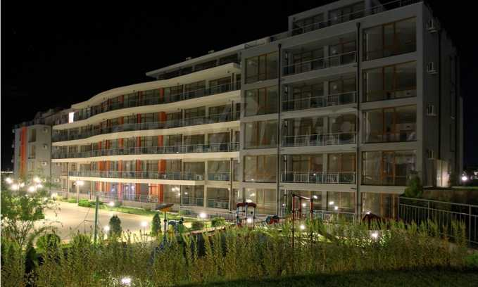 Neubau-Apartments im attraktiven Komplex in erster Meereslinie in Sweti Wlas 13