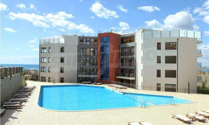 Neubau-Apartments im attraktiven Komplex in erster Meereslinie in Sweti Wlas 6