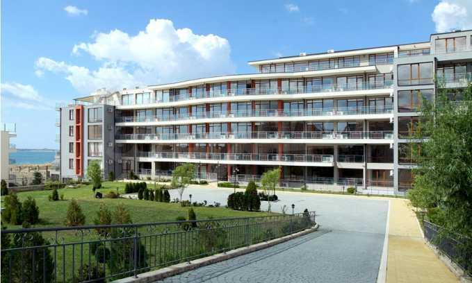 Neubau-Apartments im attraktiven Komplex in erster Meereslinie in Sweti Wlas 8