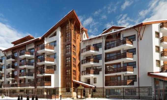 Gemütliches 2-Raum-Apartment in Bansko