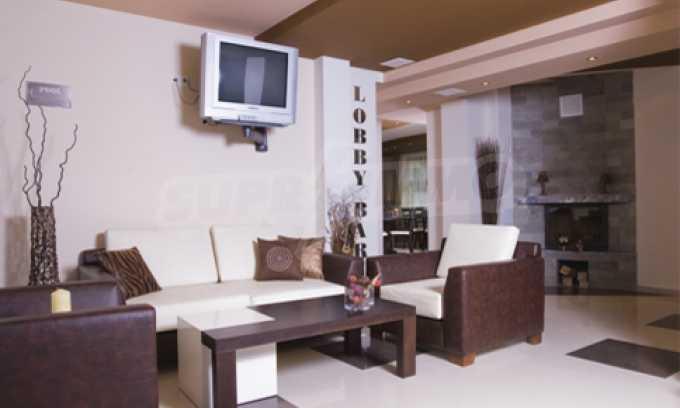 Gemütliches 2-Raum-Apartment in Bansko 2