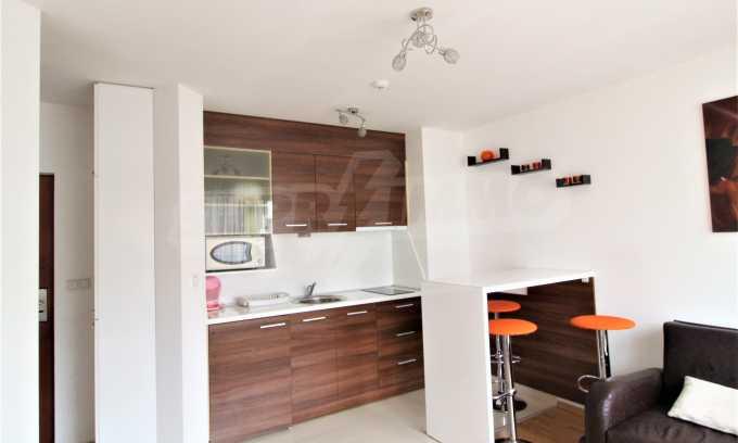 Gemütliches 2-Raum-Apartment in Bansko 4