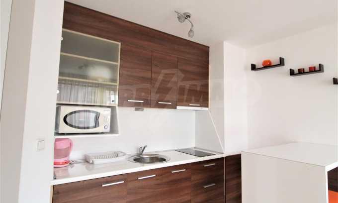Gemütliches 2-Raum-Apartment in Bansko 5