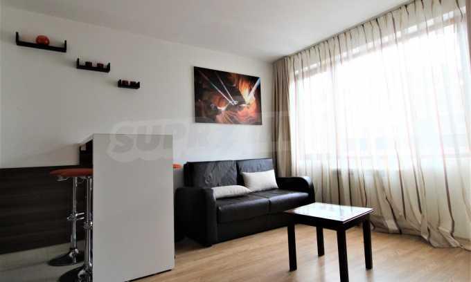 Gemütliches 2-Raum-Apartment in Bansko 7