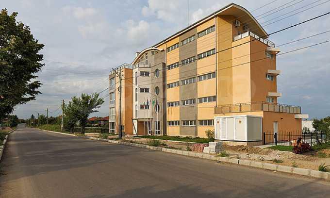 Apartment mit großer Terrasse und wunderschönem Blick über Donau 1