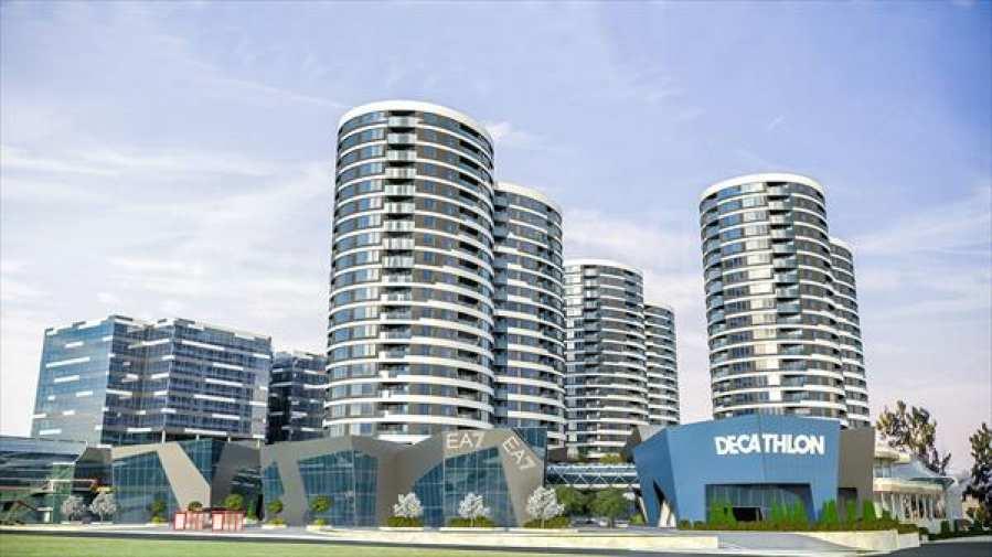 2-Raum-Apartment mit Stellplatz im neu zu bauenden modernen Komplex in Burgas 9