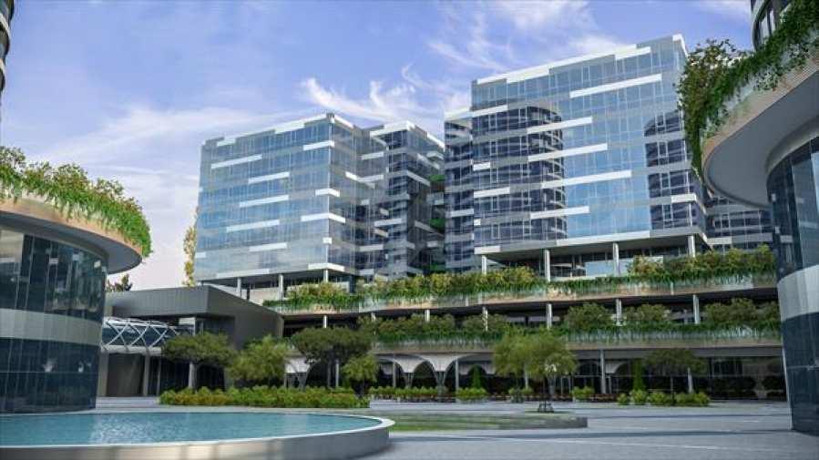 2-Raum-Apartment mit Stellplatz im neu zu bauenden modernen Komplex in Burgas 11