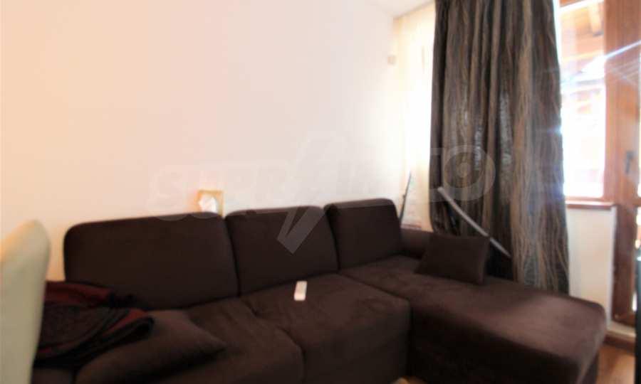 Möbliertes 2-Raum-Apartment im modernen Komplex Belvedere Holiday Club in Bansko 9