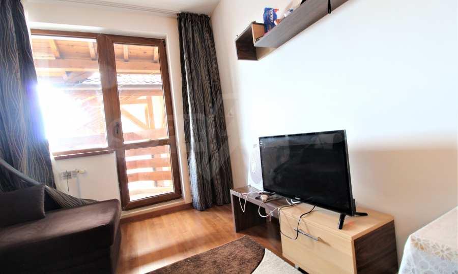 Möbliertes 2-Raum-Apartment im modernen Komplex Belvedere Holiday Club in Bansko 10