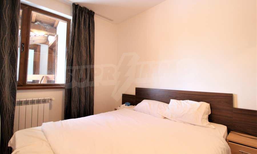 Möbliertes 2-Raum-Apartment im modernen Komplex Belvedere Holiday Club in Bansko 11