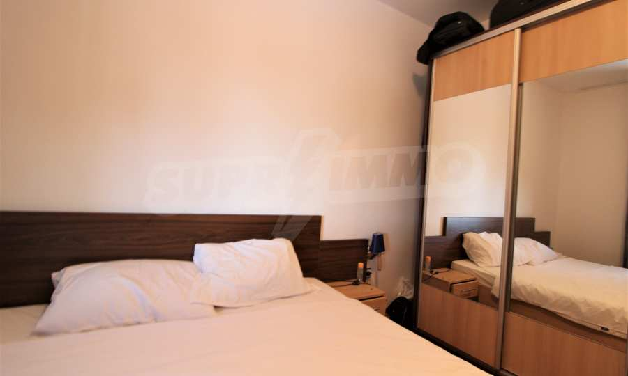 Möbliertes 2-Raum-Apartment im modernen Komplex Belvedere Holiday Club in Bansko 12