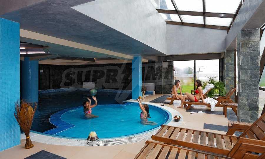 Möbliertes 2-Raum-Apartment im modernen Komplex Belvedere Holiday Club in Bansko 5