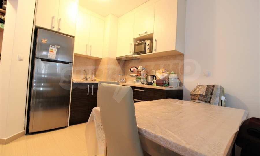 Möbliertes 2-Raum-Apartment im modernen Komplex Belvedere Holiday Club in Bansko 8