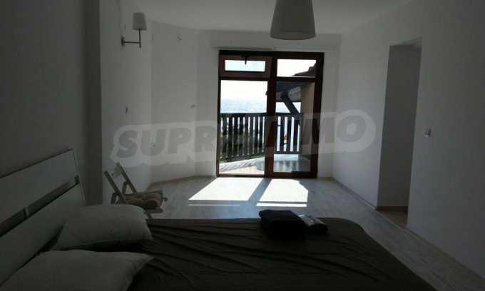 3-Raum-Apartment in erster Meereslinie am Strand Arapja neben Tsarewo 7