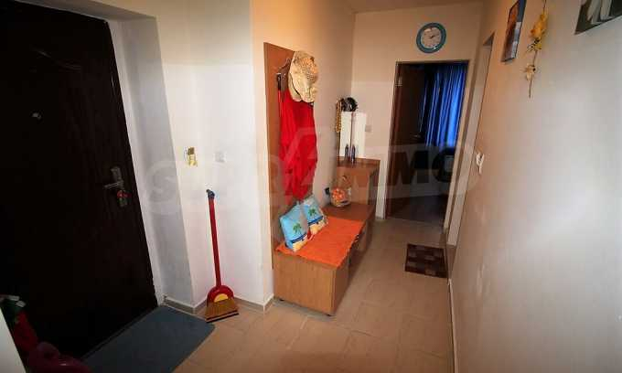 2-Raum-Apartment im Komplex im Zentrum vom Sonnenstrand 9