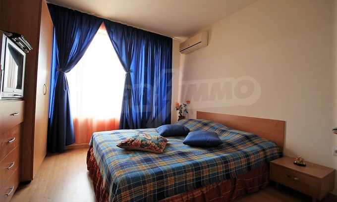 2-Raum-Apartment im Komplex im Zentrum vom Sonnenstrand 10