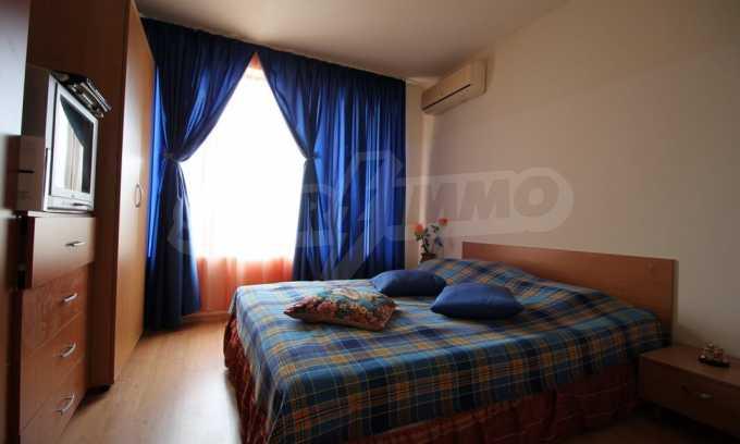 2-Raum-Apartment im Komplex im Zentrum vom Sonnenstrand 11