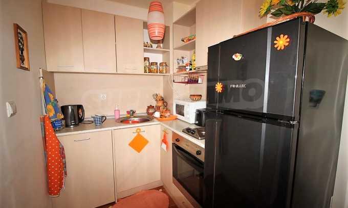 2-Raum-Apartment im Komplex im Zentrum vom Sonnenstrand 2