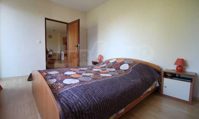 2-Raum-Apartment im modernen Komplex im Zentrum vom Sonnenstrand 9