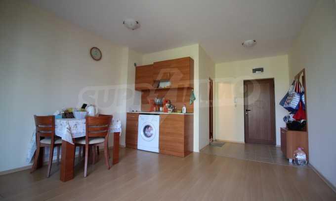2-Raum-Apartment im modernen Komplex im Zentrum vom Sonnenstrand 3