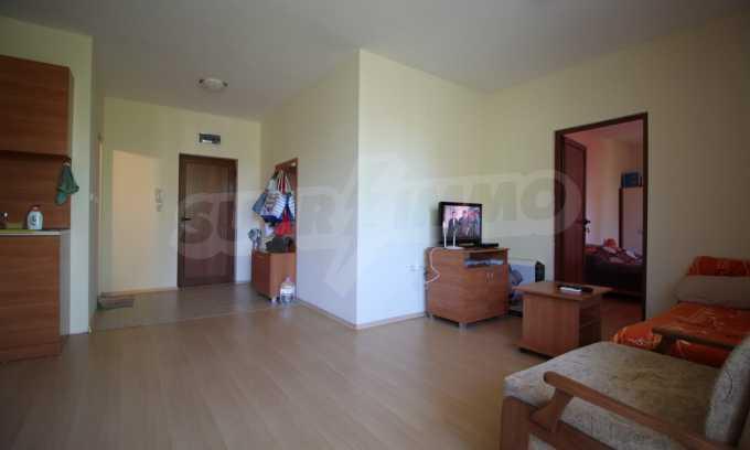 2-Raum-Apartment im modernen Komplex im Zentrum vom Sonnenstrand 4