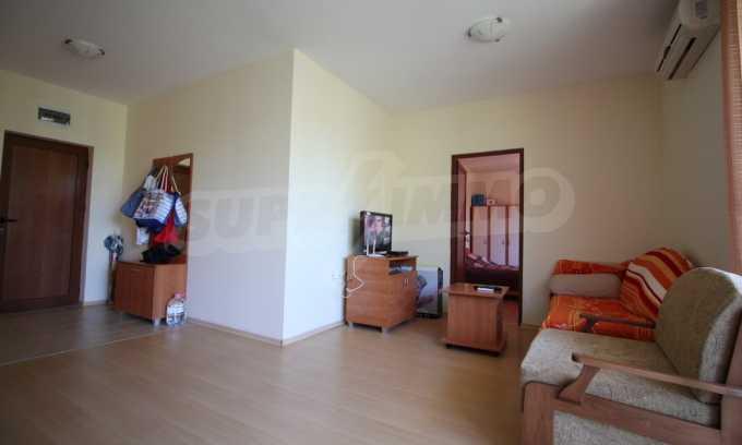 2-Raum-Apartment im modernen Komplex im Zentrum vom Sonnenstrand 5