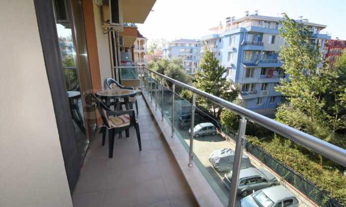 2-Raum-Apartment im modernen Komplex im Zentrum vom Sonnenstrand 6