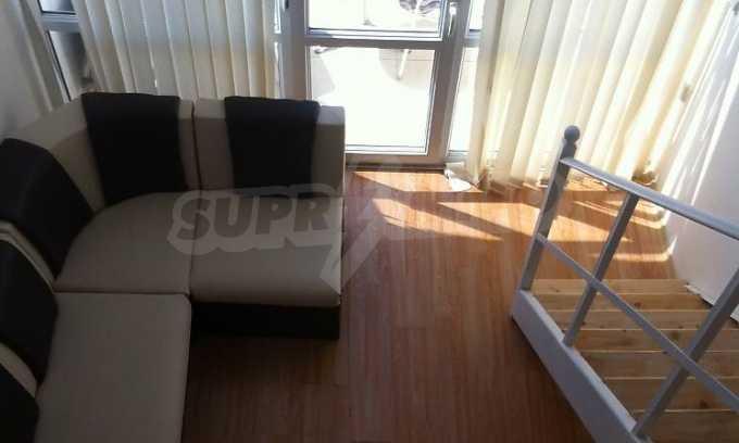 Möblierte 2-Raum-Maisonette im ruhigen Teil des Sonnenstrands 2
