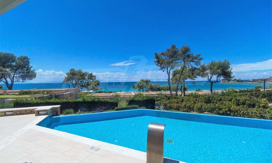 Villa mit Schwimmbad in Sani Beach Club, Chalkidiki 9