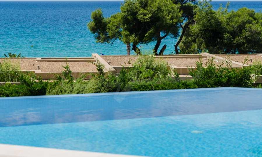 Villa mit Schwimmbad in Sani Beach Club, Chalkidiki 10