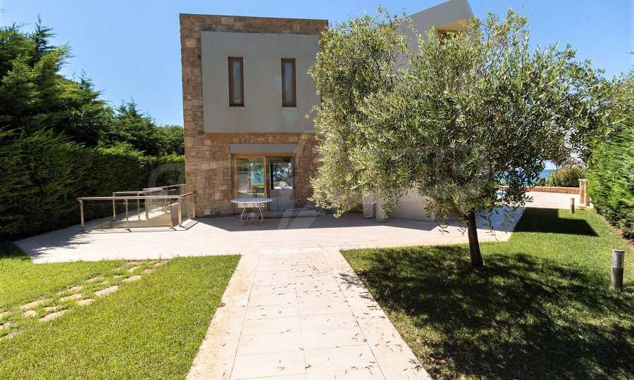 Villa mit Schwimmbad in Sani Beach Club, Chalkidiki 11