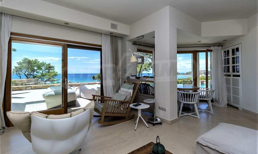 Villa mit Schwimmbad in Sani Beach Club, Chalkidiki 16