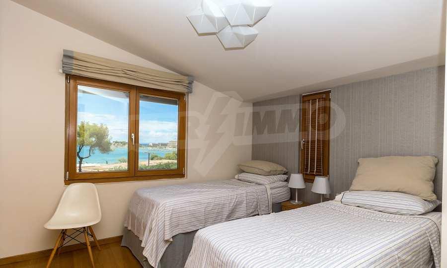 Villa mit Schwimmbad in Sani Beach Club, Chalkidiki 25