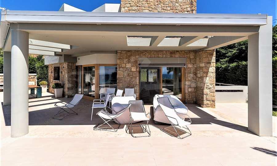 Villa mit Schwimmbad in Sani Beach Club, Chalkidiki 3