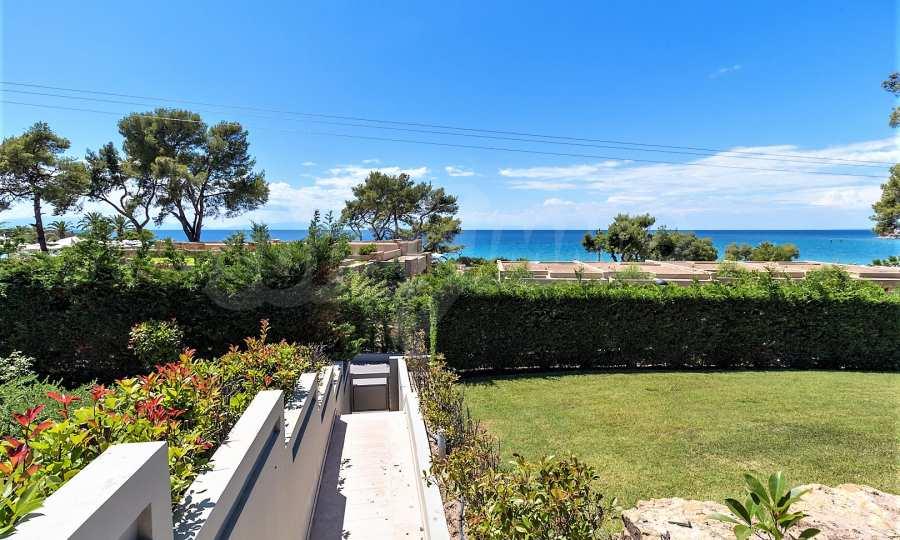 Villa mit Schwimmbad in Sani Beach Club, Chalkidiki 42
